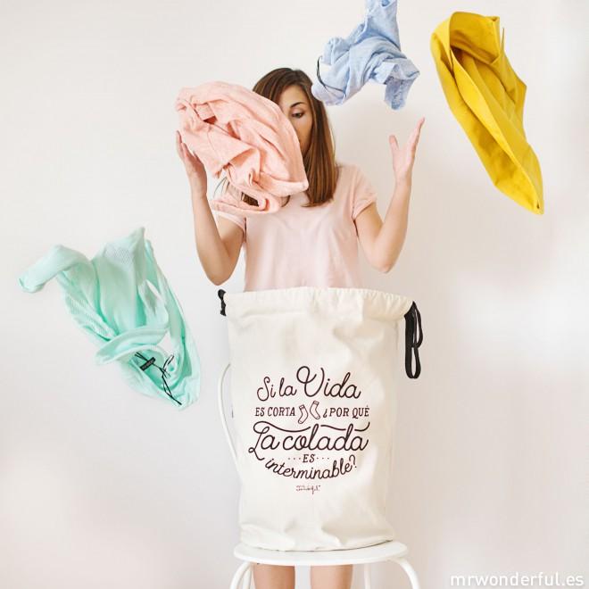 Cestos para la ropa sucia originales