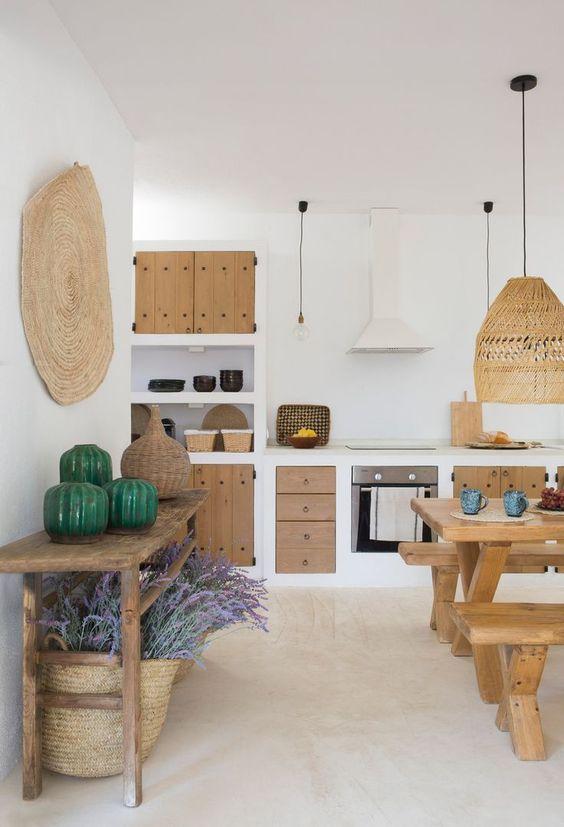 Fotos de cocinas r sticas decoraci n e im genes de cocinas - Cocinas de obra rusticas ...