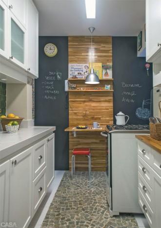 Decoracion cocinas ideas y fotos decoracion cocinas - Cocinas estrechas ...