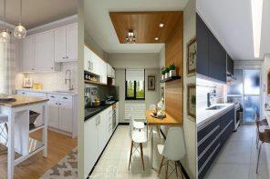 Cocinas pequeñas, ideas, decoración y muchas fotos
