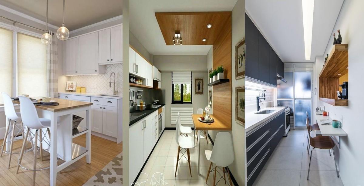 Cocinas pequeñas, ideas, decoración, fotos