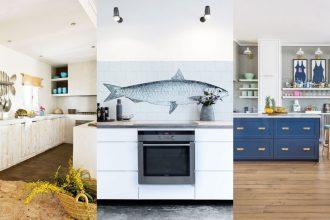 Cocinas de apartamentos playa