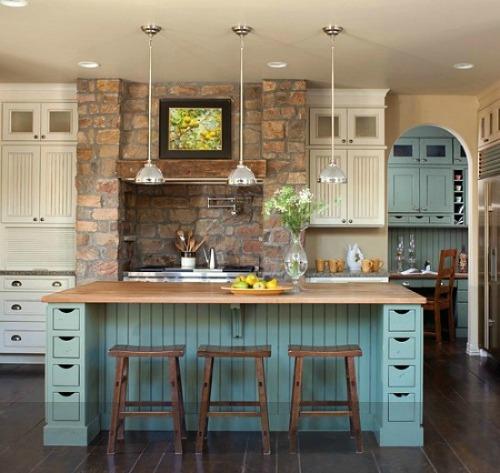 Fotos de cocinas r sticas - Ver cocinas rusticas de obra ...