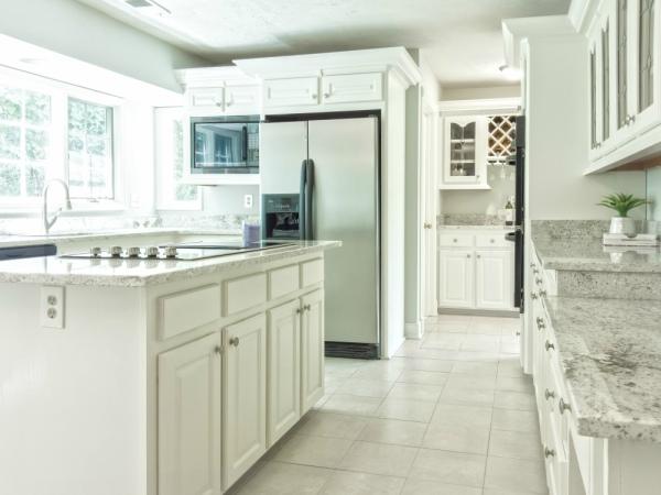 Blancos para pintar la cocina