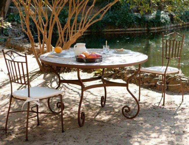 comedor-jardin-forja