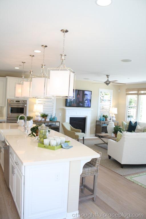 Tendencia casas de concepto abierto for Cocinas y salones abiertos