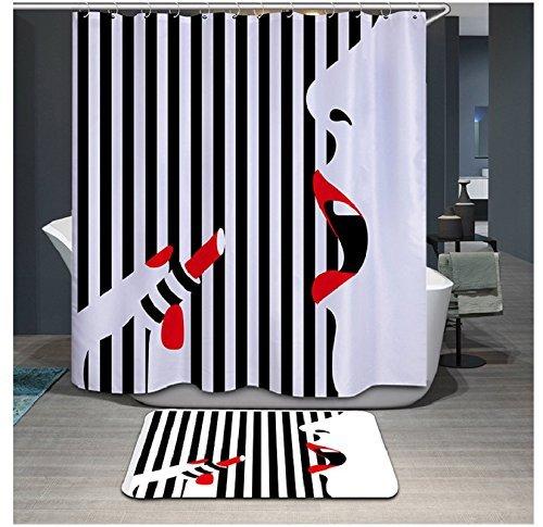 Cortinas de ducha originales: pop