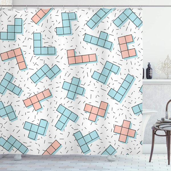 Cortina Tetris