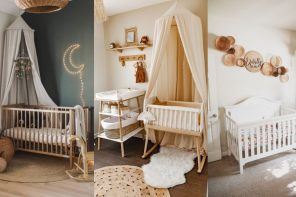 Tips de cosas necesarias para un bebé y su habitación