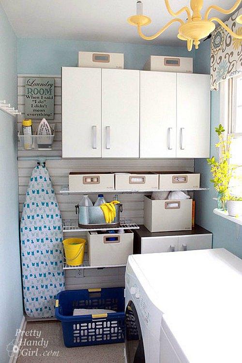 Cuarto de plancha ideas y fotos cuartos de plancha for Cuartos lavaderos