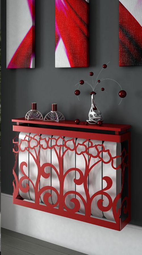Radiadores ideas y fotos radiadores novedades radiadores - Muebles para cubrir radiadores ...