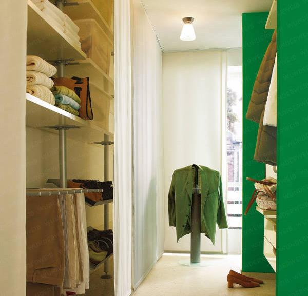 Dividir espacios en el dormitorio