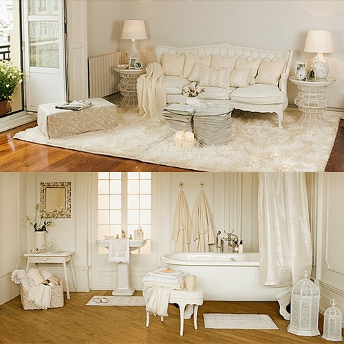 Inspiraci n ambientes zara home decoraci n hogar for Decoracion de hogar online