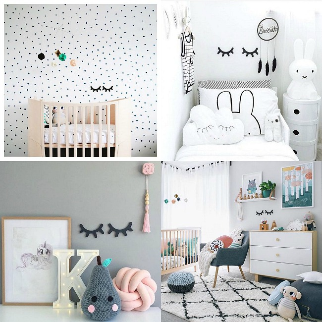 Tendencias en habitaciones infantiles 2016 for Ideas decorar habitacion infantil