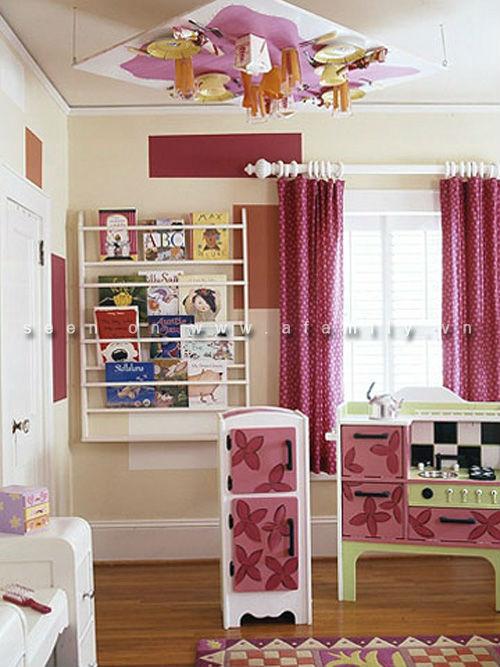 Decorar el techo de una habitaci n infantil for Decorar techo habitacion