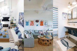 Ideas de decoración nautica para tu hogar o vivienda de vacaciones