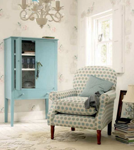 Decoracion vintage de laura ashley - Decoracion estilo vintage ...