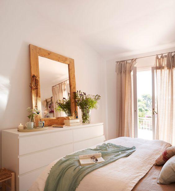 Qu poner encima de una c moda de dormitorio ideas - Que poner encima de una comoda ...