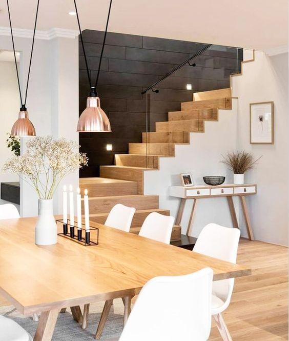 decoración escaleras ideas
