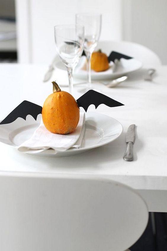 Idea mesa Halloween