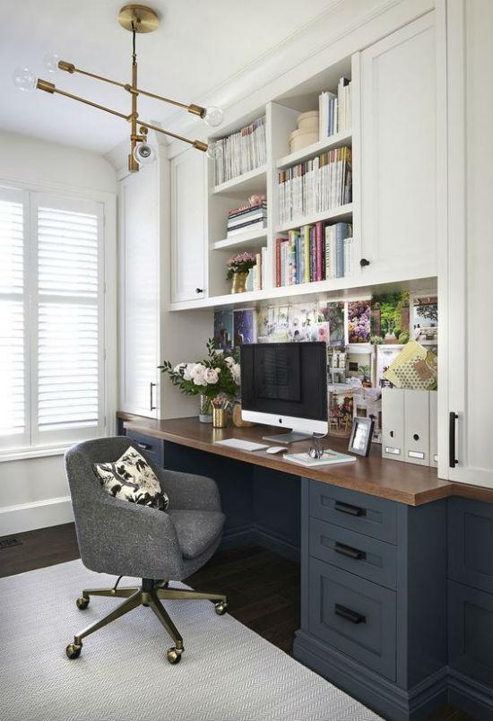 Cómo Decorar Un Despacho En Casa Decoración Hogar Decoraliaes