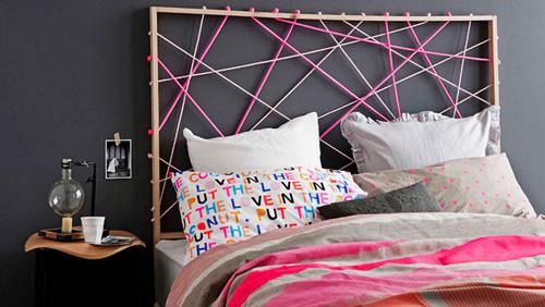 Hacer cabecero de cama original