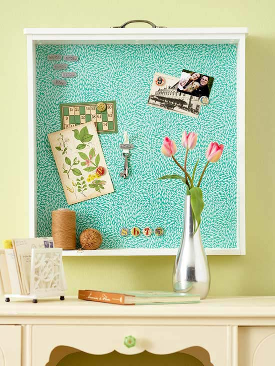 Reciclar cajones y usarlos como elementos decorativos for Elementos decorativos para el hogar