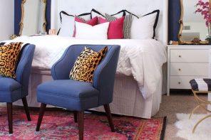 21 Dormitorios azules