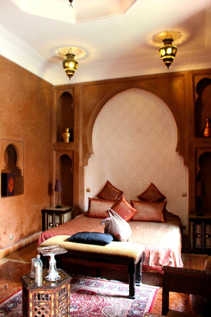 Habitaciones estilo árabe