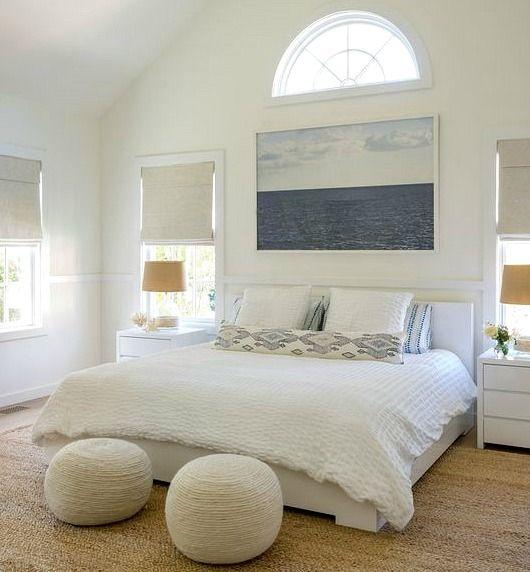 10 Dormitorios de playa para tomar nota