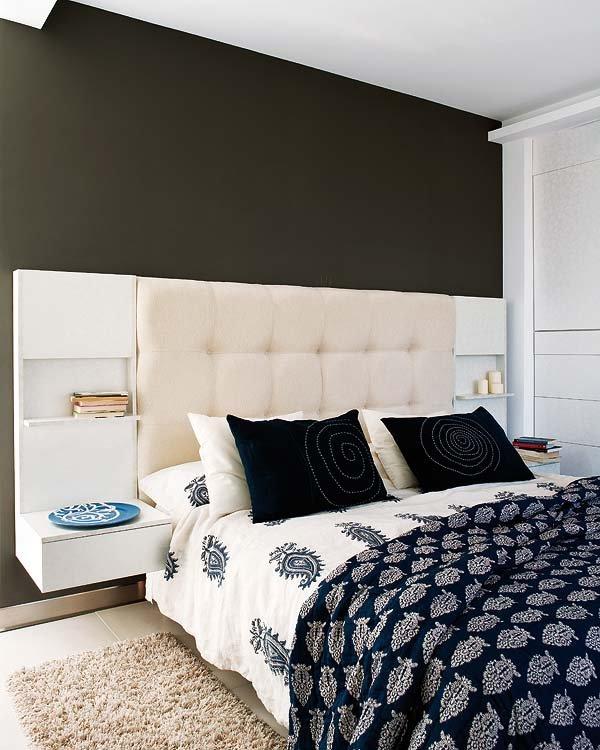 Casa mallorquina de estilo minimalista for Dormitorio principal m6 deco