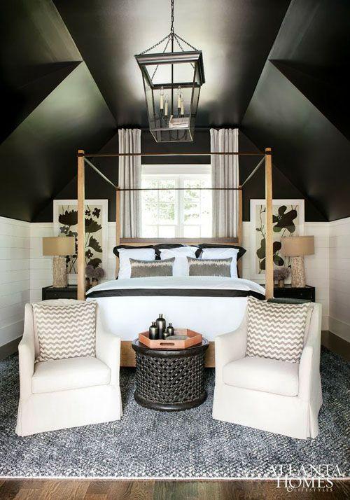 Dormitorios abuhardillados