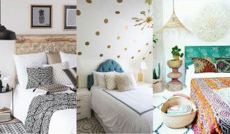 Dormitorios blancos