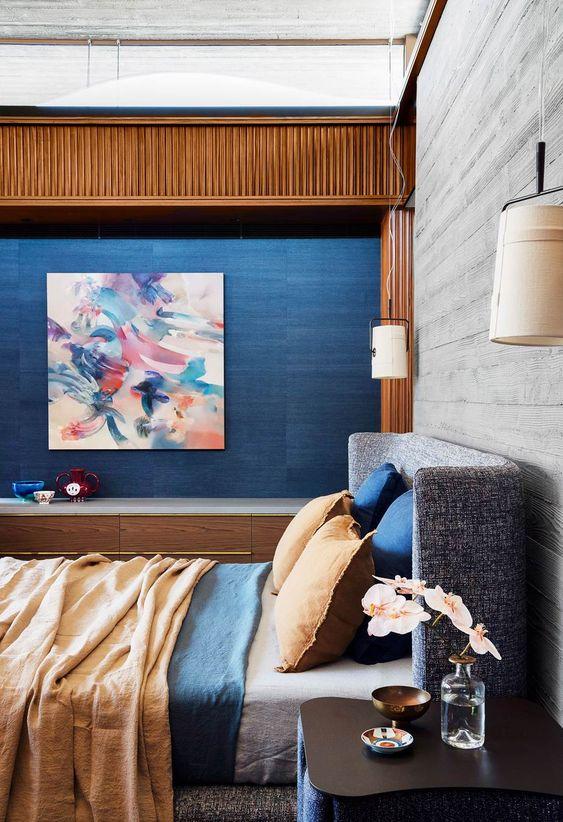 Dormitorio Classic Blue
