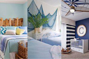 10 Dormitorios de playa
