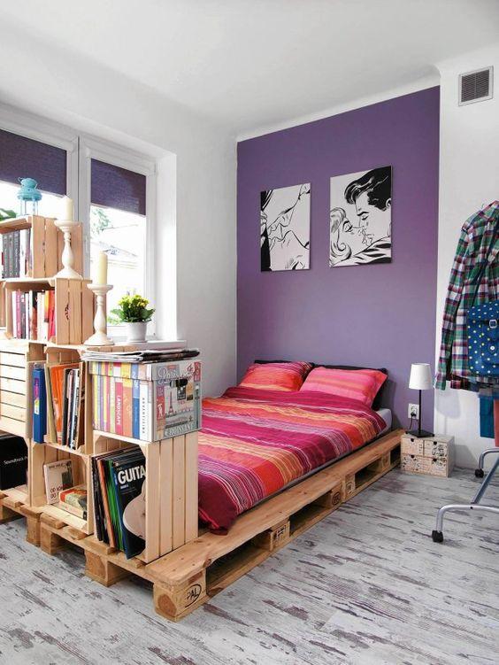 Dormitorios Ultra Violete Pantone 2018