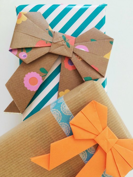 6 Ideas para envolver tus regalos de forma creativa