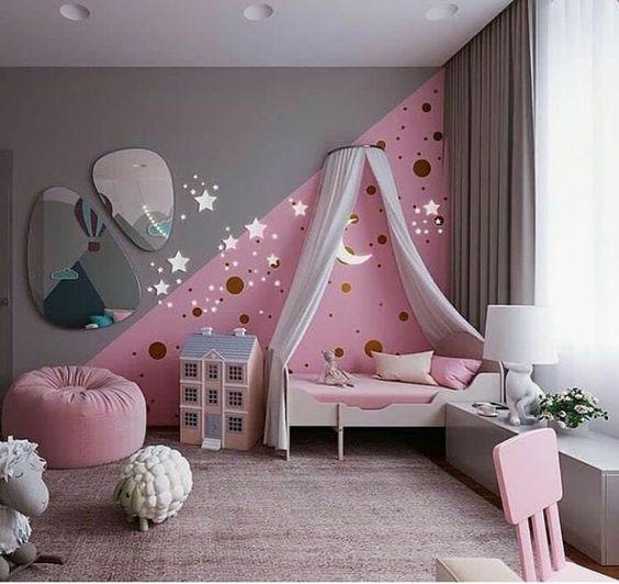 Errores decoración habitación infantil