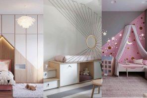 Errores a la hora de decorar una habitación infantil