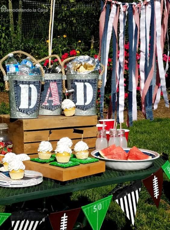 Fiesta papá