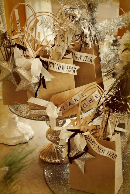 Ideas fiesta fin de a o - Decoracion fin de ano ...