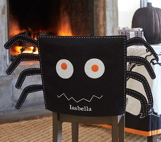 Fundas para sillas de Halloween
