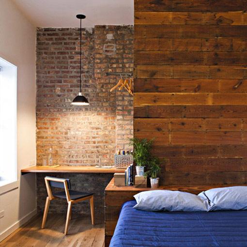 Habitaciones rusticas - Paredes rusticas interiores ...