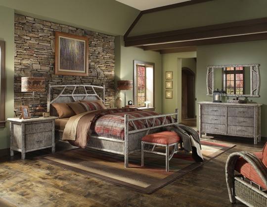 Habitaciones rusticas - Como decorar una habitacion rustica ...