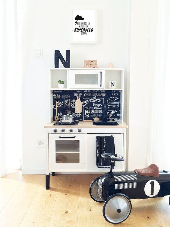 Hacks de Ikea cocinita Duktig