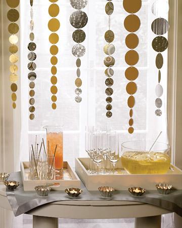 Ideas decoración Nochevieja