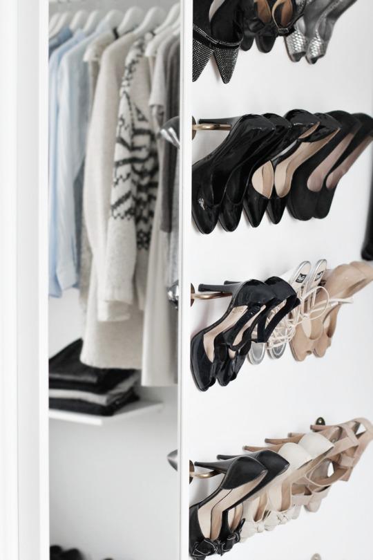 Nuestro armario en orden por poco dinero