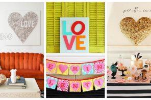 Ideas San Valentín que puedes hacer en casa