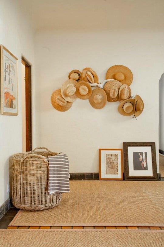 Decora tu hogar con sombreros
