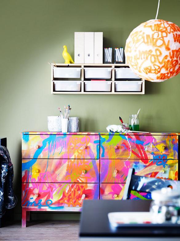 Mi hijo se hace mayor, ¿cómo decorar su habitación juvenil?